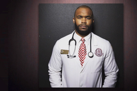 Inspiring America: From the Football Field to the Operating Room, the Remarkable Story of Myron Rolle