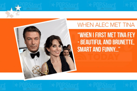 Alec Baldwin Recalls 'Falling in Love' When First Meeting Tina Fey
