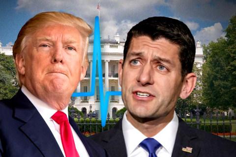 GOP health care plan showdown: Will bill pass the House?