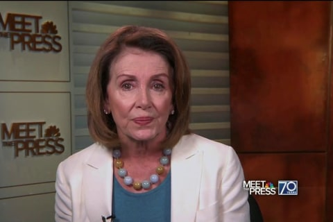 Nancy Pelosi: Border Wall Is 'Immoral, Expensive, Unwise'