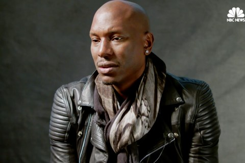 """Fast & Furious Star Tyrese: """"We Have to Be Disruptive"""""""
