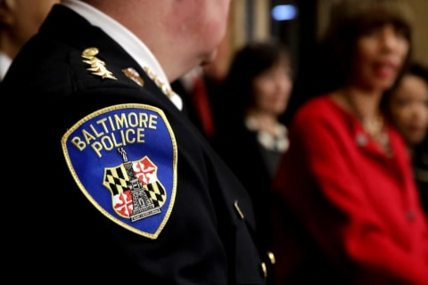 Justice Dept. Wants to Pause Reform Agreement With Baltimore Police