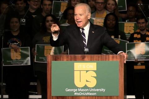 Joe Biden Speaks Bluntly About Rape on College Campus