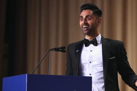 Hasan Minhaj's Correspondents' Dinner Roast in 2 Minutes