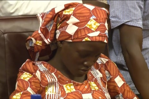 Nigeria Hoping to 'Bring Back Our Girls' Three Years After Abduction