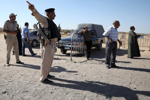 'Dozens Killed' as Masked Attackers Open Fire on Coptic Christians