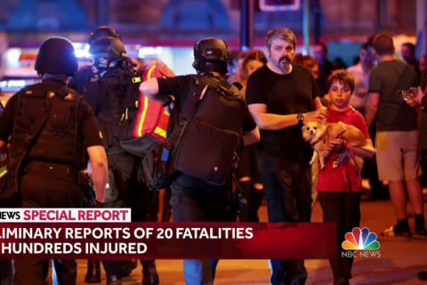 At Least a Dozen Killed After Explosion at Manchester Arena