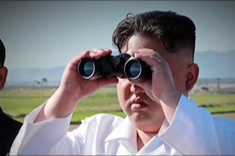 North Korea Test-Fires Its Third Missile in as Many Weeks