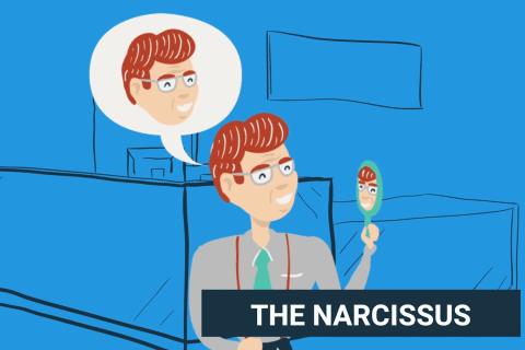 Are You the Office Jerk? You Probably Wouldn't Know It