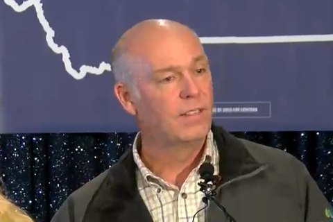 Gianforte Thanks Supporters, Apologizes to Reporter in Victory Speech