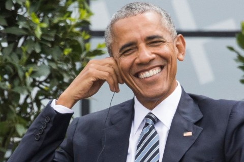 Tens of Thousands Gather to Hear Obama Speak in Berlin