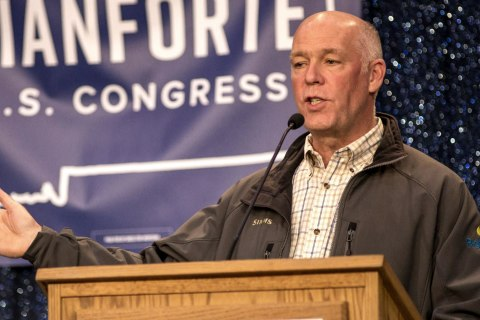 Reporter allegedly 'body slammed' by Montana candidate Greg Gianforte