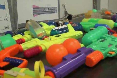 Super Soaker Inventor Takes Aim at Funding High School Robotics Teams