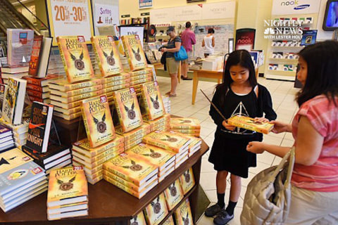 First 'Harry Potter' Book Turns 20