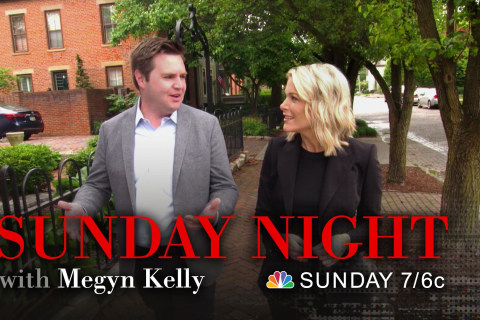 PREVIEW: Megyn Kelly Interviews Best-Selling Author J.D. Vance