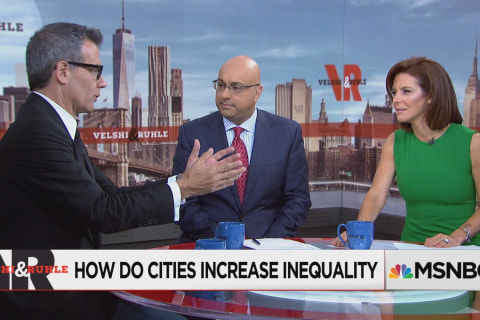 The New Urban Crisis Accelerated Inequality in Metro Cities