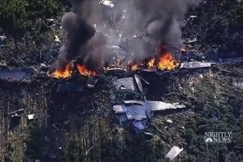 16 U.S. Service Members Killed in Military Transport Crash