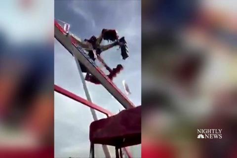 Ohio Fair Ride Malfunction Kills At Least One Person