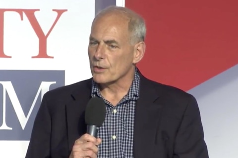 Secretary of Homeland Security John Kelly on Securing the Homeland in the Post-Post 9/11 Era