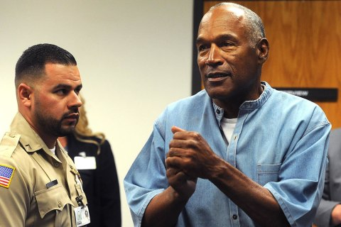 O.J. Simpson Granted Parole in Vegas Robbery Case