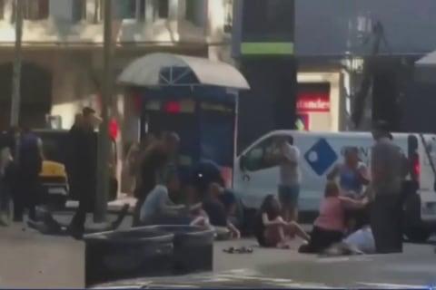 Barcelona Terror Attack: 13 Dead, Dozens Injured