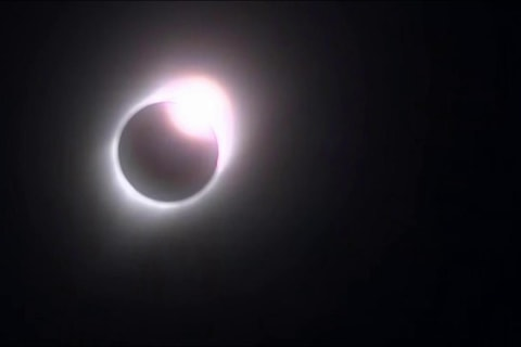 Behold Totality of 2017 Solar Eclipse