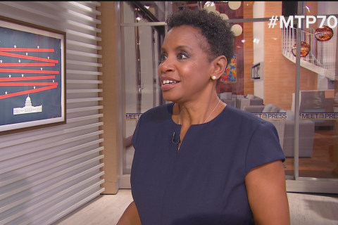 Donna Edwards: More GOP Should Stand Up to Trump