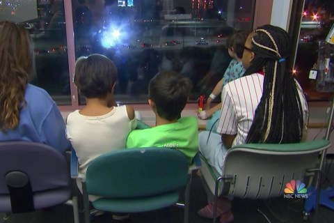 How the City of Providence Comforts Sick Children
