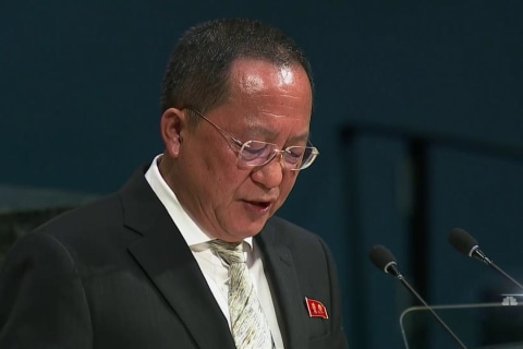NK Foreign Minister to UN: Trump's 'Insults' Make Attack 'Inevitable'