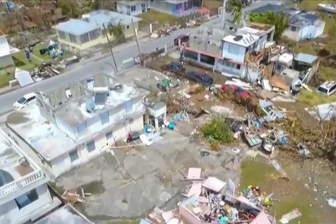 No End in Sight for Puerto Rico Relief Effort After Hurricane Maria