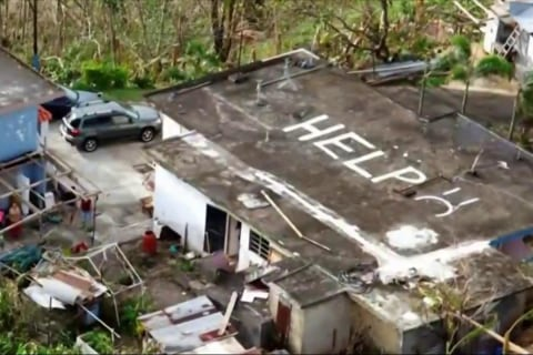 Remote Parts of Puerto Rico Enduring Long Wait for Aid