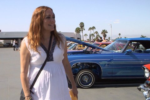 Denise Sandoval: Lowriders Tell the Story of the Chicano experience
