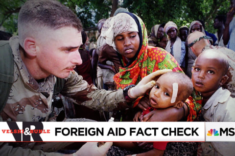 Trump Wants to Cut U.S. Foreign Aid