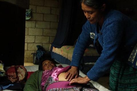 App Helps Reduce Childbirth Deaths In Rural Guatemala