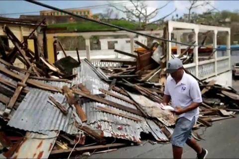 The Puerto Rican Island of Vieques Remains on Life Support