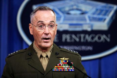 Watch Live: Pentagon Briefing