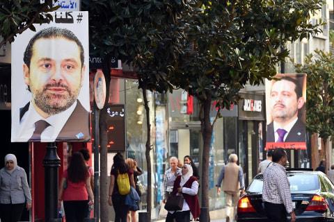 Leader's mystery resignation unites Lebanese who want him back