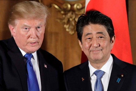 Trump Tells Japanese Host: Your Economy Will Be Second After Ours, 'OK?'