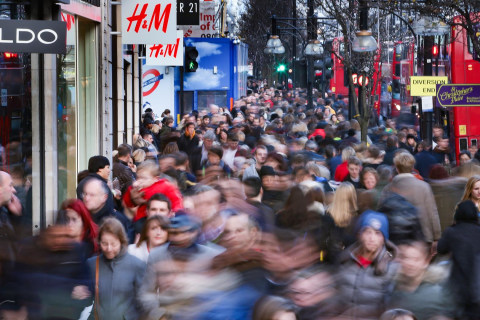 How to survive Black Friday crowds — and avoid being trampled