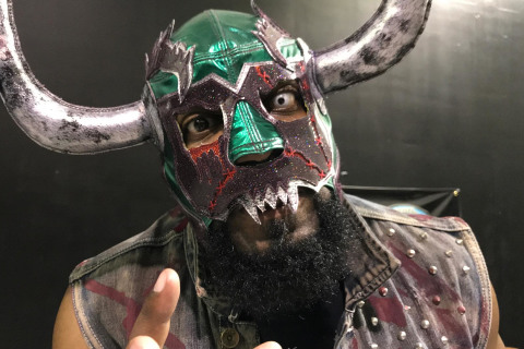 Fighting for His Mask: The Life of a Lucha Libre Wrestler