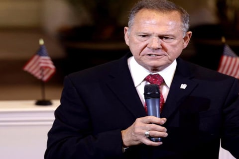 Roy Moore's communications director leaves campaign