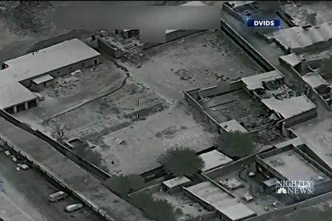 U.S. airstrikes target drug labs in Afghanistan