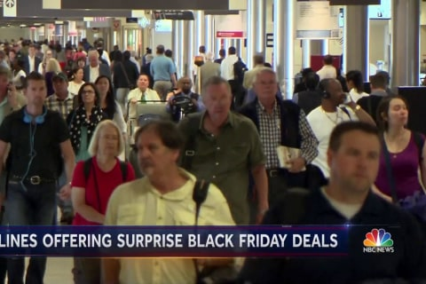 Want to travel for cheap? Check out these Black Friday deals