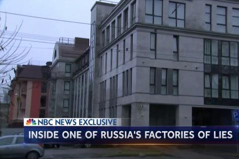 Inside a Russia troll factory