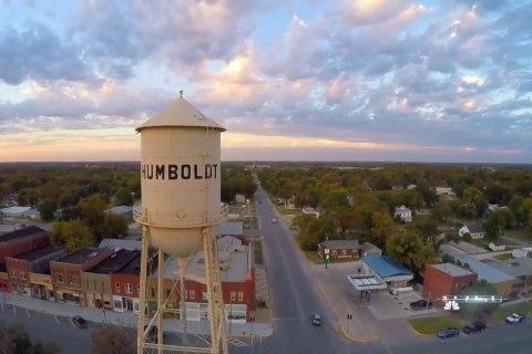 Meet the man behind this Kansas town's revival