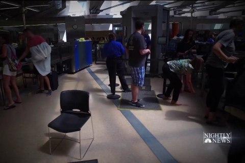 TSA Fails Most Undercover Tests