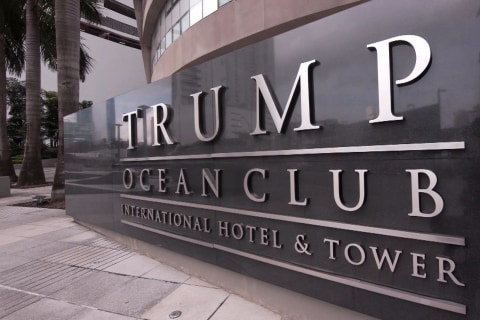 Is Trump Ocean Club in Panama a magnet for dirty money?