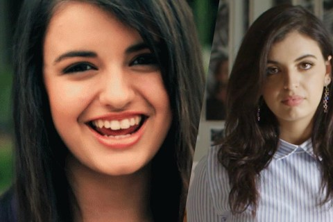 Internet bullies didn't bring Rebecca Black down