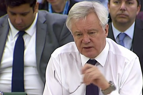 Brexit impact assessments do not exist, admits minister