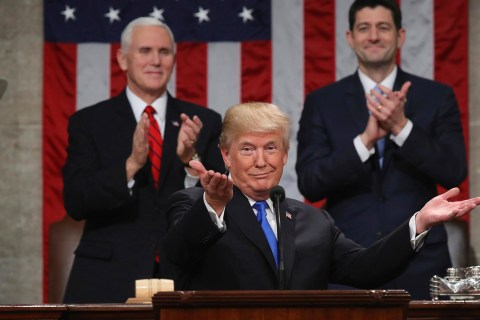 Fact check: Trump's bold immigration claims at the State of the Union